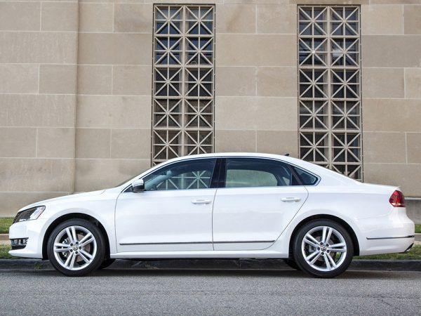 Volkswagen Passat, Nissan Altima, Kia Optima: три седана из США до 10000 USD - Николаев - 1