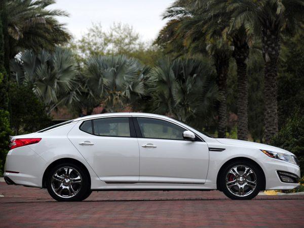 Volkswagen Passat, Nissan Altima, Kia Optima: три седана из США до 10000 USD - Николаев - 7