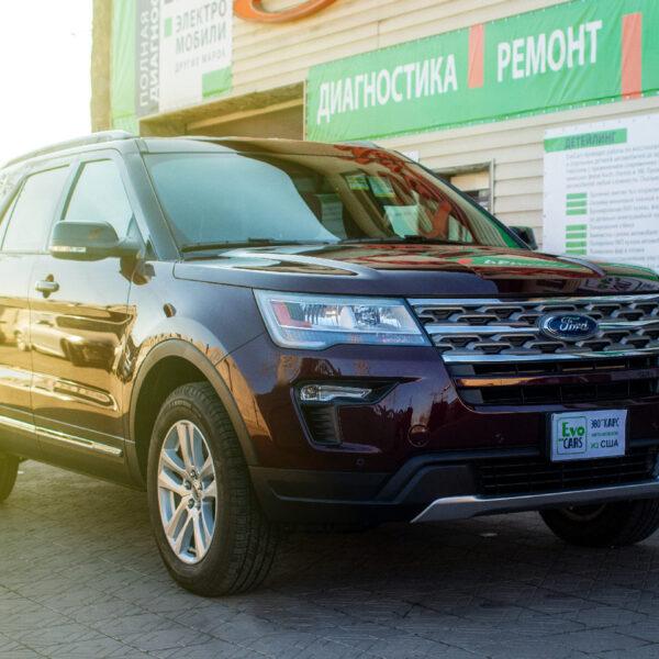 Ford Explorer из США Под ключ